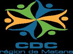Logo CDC région de Matane
